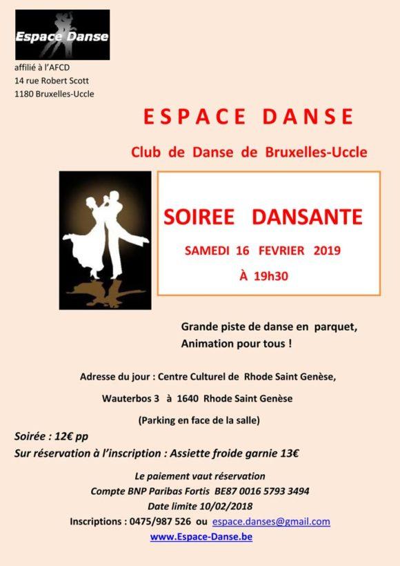 Soirée Inside Dance
