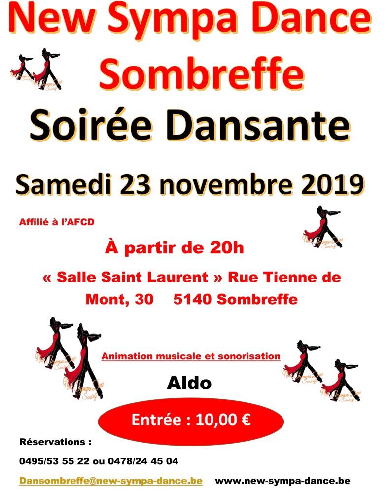 Soirée New Sympa Dance