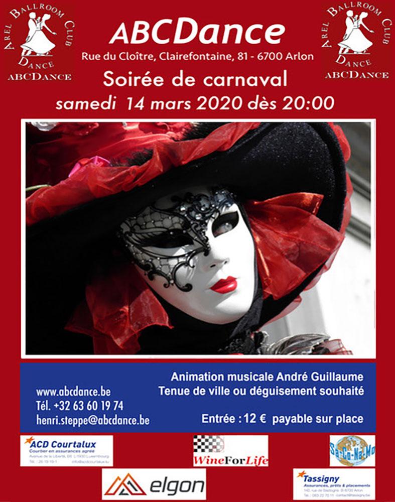 Soirée ABCDance 14/03