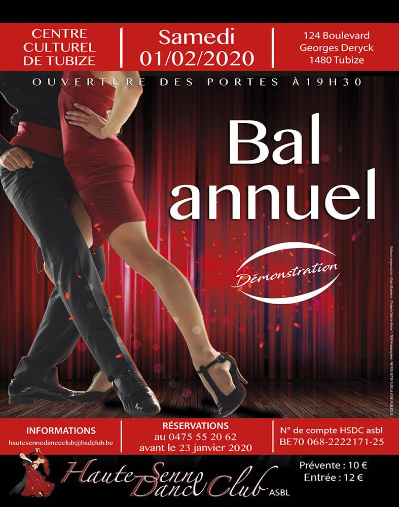 Bal Haute-Senne Dance Club 01/02