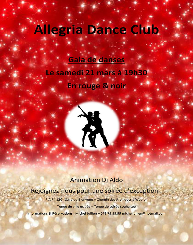 Allegria Dance 21/03