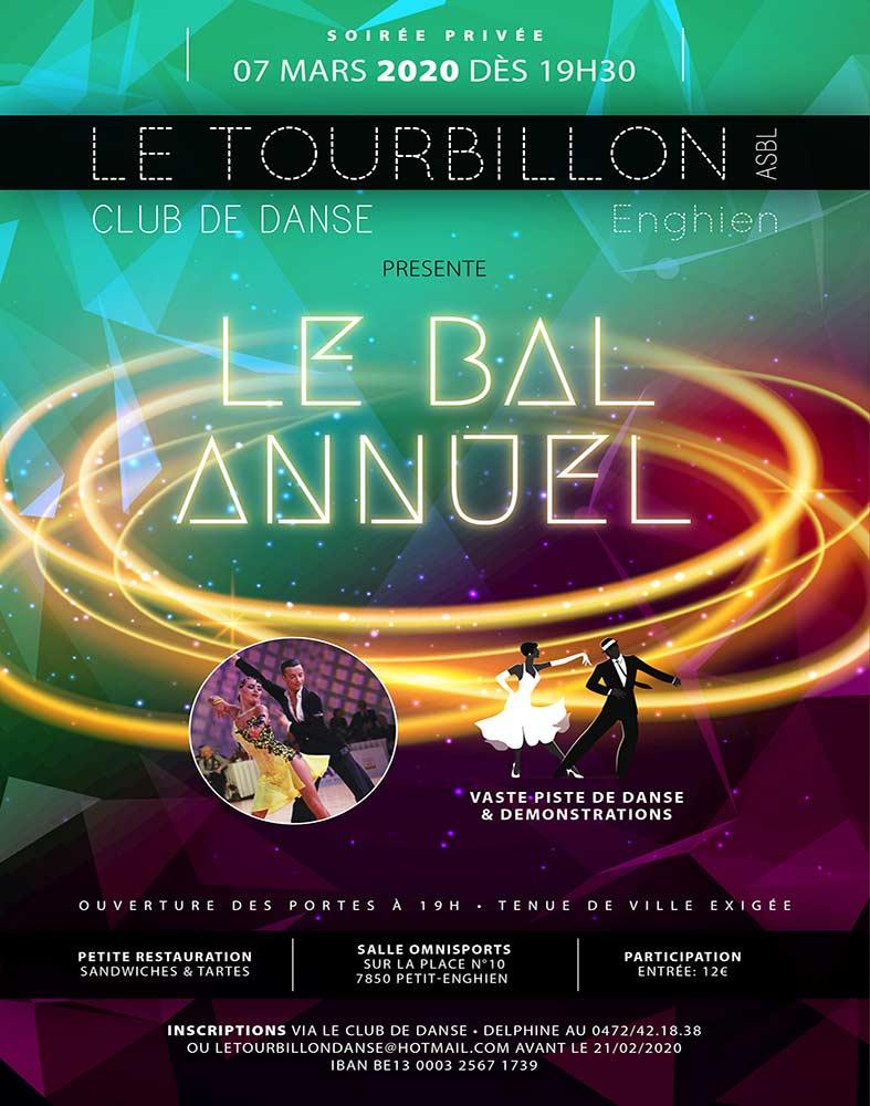 Soirée Le Tourbillon 07/03